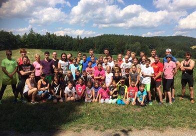Letní Camp Louňovice