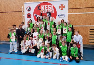X. Kesl Cup opět svátkem karate!