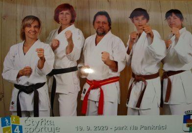 Sportovní den Prahy 4
